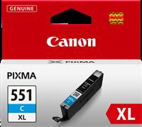 Druckerpatrone Canon CLI-551C XL