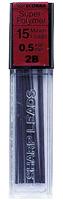 Feinminen 0,5mm 2B ECOBRA 835506