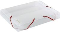 Dokumentenbox Kristall Exacompta 5972E