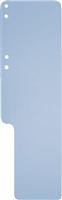 Aktenschwänze lang, Seitenfalz,genutet,gelocht Exacompta 13706B