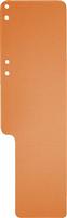 Aktenschwänze lang, Seitenfalz,genutet,gelocht Exacompta 13709B