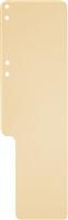 Aktenschwänze lang, Seitenfalz,genutet,gelocht Exacompta 13722B