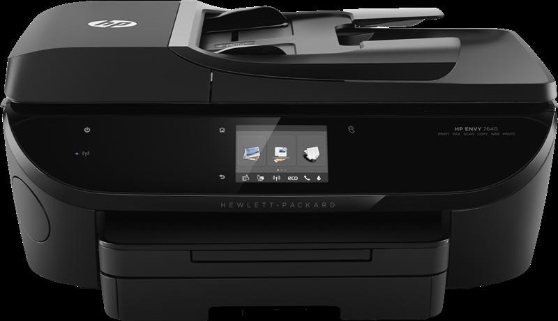 Multifunktionsdrucker HP ENVY 7640 All-in-One