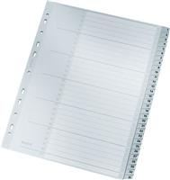 Plastikregister, Zahlen Leitz 1281