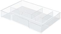 Schubladeneinsatz für Plus WOW und Black&White Leitz 5215-00-02