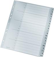 Plastikregister A-Z Leitz 1260