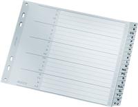 Plastikregister A-Z Leitz 1262