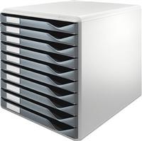 Bürobox 10 Schübe Leitz 5281-00-89