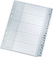 Plastikregister A-Z Leitz 1265
