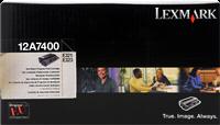 Toner Lexmark 12A7400
