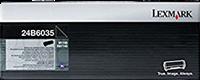 Toner Lexmark 24B6035