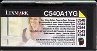 Toner Lexmark C540A1YG