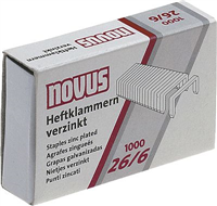 Heftklammern Novus 040-0056