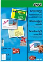 Visitenkarten 3C Sigel IP520