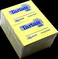 Haftnotizen 51x76mm Tartan 05176