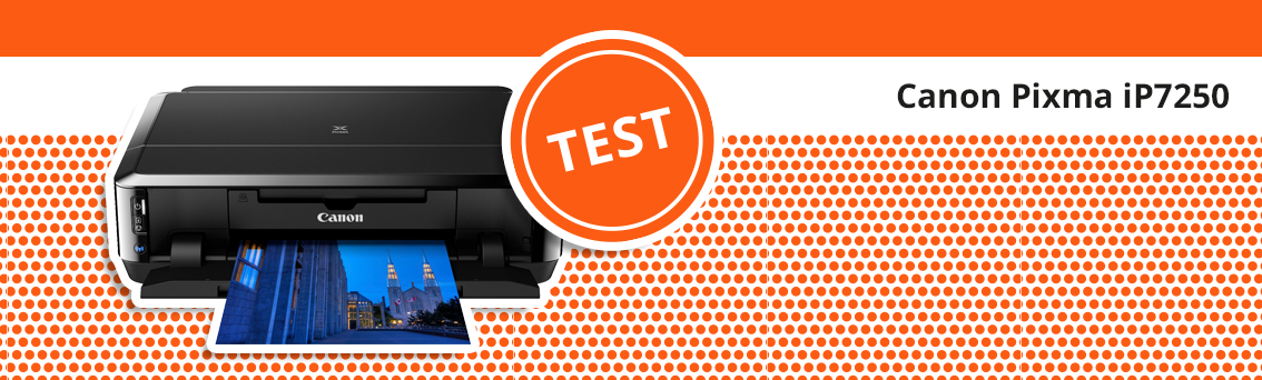 drucker test canon pixma ip7250. Black Bedroom Furniture Sets. Home Design Ideas
