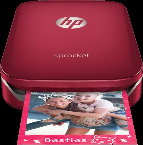 Fotodrucker-HP-Sprocket-Plus-Weiss