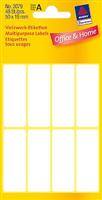 Vielzweck-Etikett AVERY Zweckform 3079