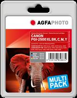 Multipack Agfa Photo APCPGI2500XLSET