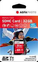 Agfa Photo SDHC 32 GB UHS-I U1 V10