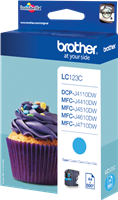 Brother LC123C