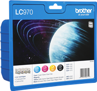 Brother LC970VALBPDR