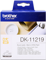 Etiketten Brother DK-11219