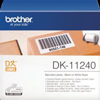 Etiketten Brother DK-11240