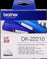 Etiketten Brother DK-22210