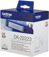 Brother Endlosetikett Papier DK-22223