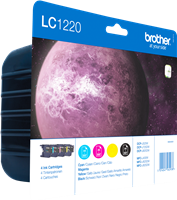Multipack Brother LC1220VALBPDR