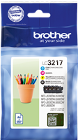 Multipack Brother LC3217VALDR