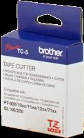 Zubehör Brother Tape Cutter