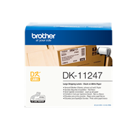 Brother Versand-Etiketten DK-11247