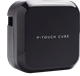P-touch Cube Plus Schwarz