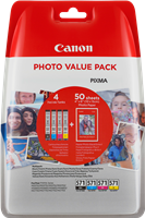 Canon CLI-571 Photo Value Pack