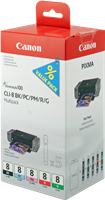Canon CLI-8 5pack