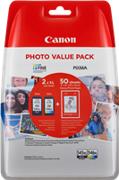 Canon PG-545XL CL-546XL Photo Value Pack