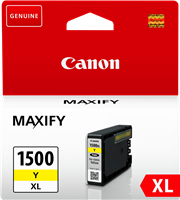Canon PGI-1500y XL