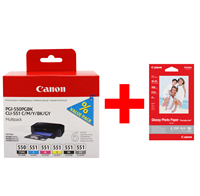 Multipack Canon 6496B005