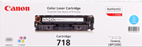Toner Canon 718 C