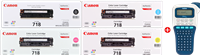 Value Pack Canon 718 MCVP