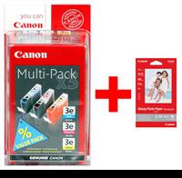 Multipack Canon BCI-3ex
