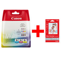 Multipack Canon BCI-6x