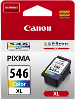 Druckerpatrone Canon CL-546XL