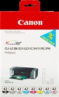 Multipack Canon CLI-42multi