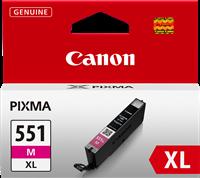 Druckerpatrone Canon CLI-551M XL