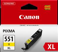 Druckerpatrone Canon CLI-551Y XL
