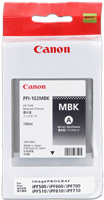 Druckerpatrone Canon PFI-102mbk