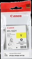 Druckerpatrone Canon PFI-102y
